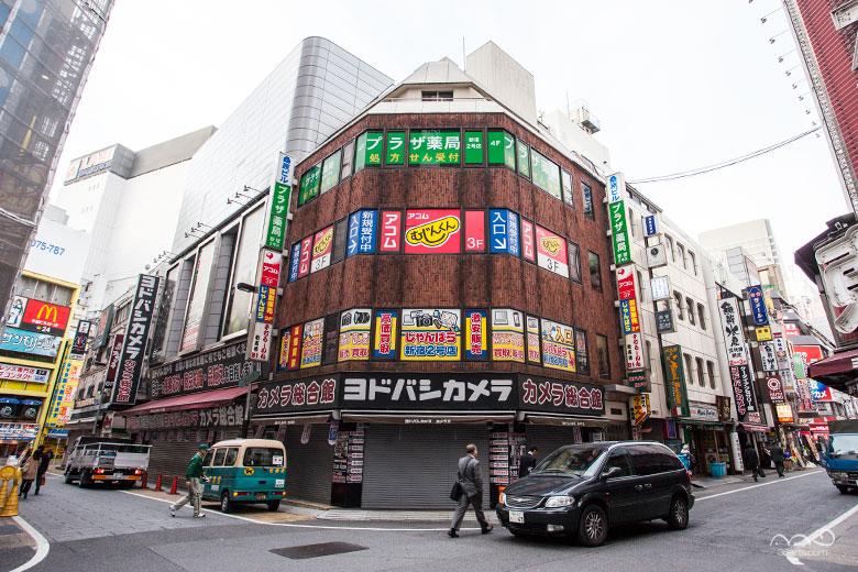 カメラ 新宿 ヨドバシ