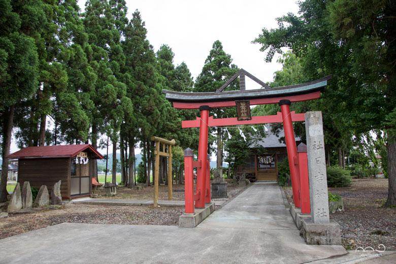 【壁紙】日吉神社