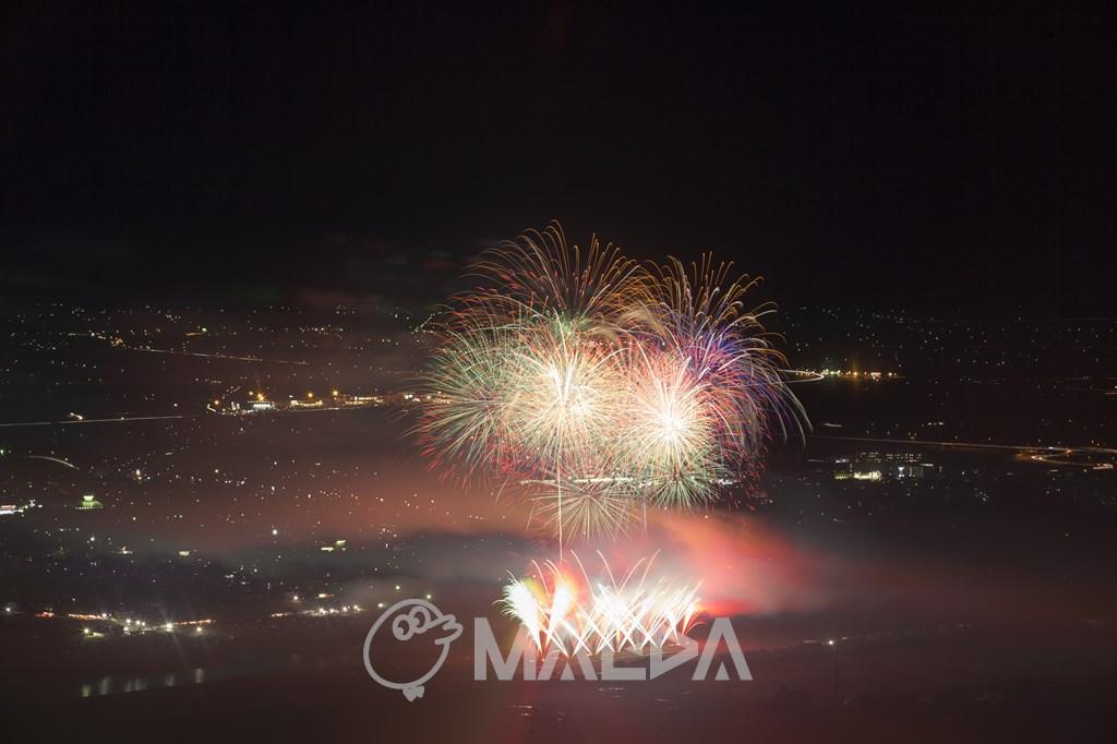 メキシコの花火「メキシカン・パーティー」